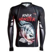 Camiseta BRK Fishing RM004 - River Monster Tilápia FPS 50+