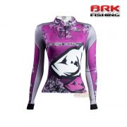 Camiseta Feminina BRK Fishing C0131 - Girl Fish FPS 50+