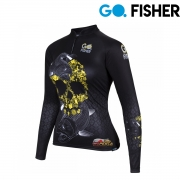 Camiseta Feminina Go Fisher GOG 04 - Dourado