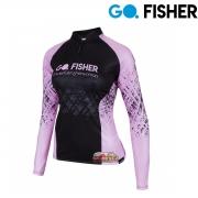 Camiseta Feminina Go Fisher GOG 06 - Powerful