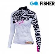 Camiseta Feminina Go Fisher GOG 09 - Tucunaré Açú