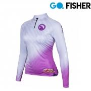 Camiseta Feminina Go Fisher GOG 10 - Scales