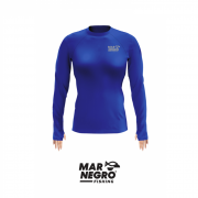 Camiseta Feminina Mar Negro Fishing Poliamida - Royal Ref. 49272