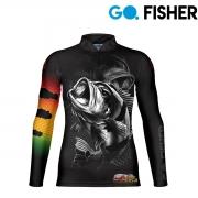 Camiseta Go Fisher GF 02 - Tucunaré