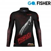 Camiseta Go Fisher GF 12 - Pirarucu