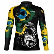 Camiseta Go Fisher GOSK 02 - Tucuna BR Skull