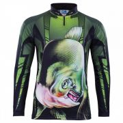 Camiseta Go Fisher Tamba - GO 04