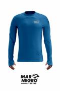Camiseta Infantil Mar Negro Fishing Poliamida - Petróleo Ref. 32227