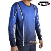 Camiseta MTK Atack V Azul - FPS 35+