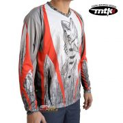 Camiseta MTK Atack V Tribal - FPS 35+
