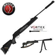 Carabina de pressão Hatsan 125 Sniper Vortex - Calibre 5.5mm + Bipé