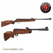 Carabina de Pressão Hatsan HT Striker 1000X Madeira - Calibre 5,5mm