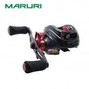 Carretilha Maruri Malibu Carbon 12000 SHI - SHIL