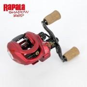 Carretilha Rapala Shadow Red 200 - 201
