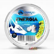 Chumbinho Chakal Energia Premium 5,5mm - Latinha c/ 125 unidades