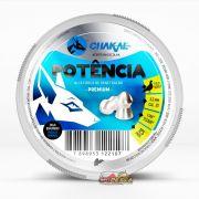 Chumbinho Chakal Potência Premium 5,5mm - Latinha c/ 125 unidades