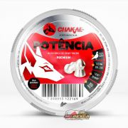 Chumbinho Chakal Potência Premium 6,0mm - Latinha c/ 100 unidades