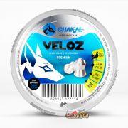 Chumbinho Chakal Veloz Premium 5,5mm - Latinha c/ 125 unidades