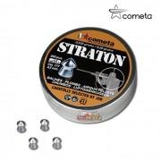 Chumbinho Cometa Straton 4,5mm - Latinha c/ 500 unidades