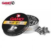 Chumbinho Gamo TS-22 Long Distance 5,5mm - Latinha c/ 200 unidades