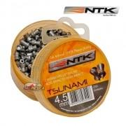 Chumbinho Nautika NTK Tsunami 4.5mm - Latinha c/ 250 unidades