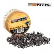 Chumbinho Nautika NTK Tsunami 6.0mm - Latinha c/ 100 unidades