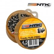 Chumbinho Nautika NTK Twister Pro 4.5mm - Latinha c/ 250 unidades