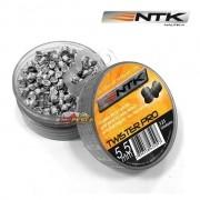 Chumbinho Nautika NTK Twister Pro 5.5mm - Latinha c/ 125 unidades