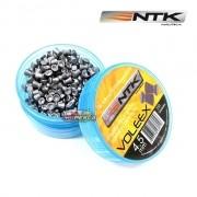 Chumbinho Nautika NTK Voleex 4.5mm - Latinha c/ 250 unidades