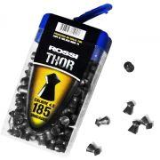 Chumbinho Rossi Thor 4,5mm - embalagem c/ 185 unidades