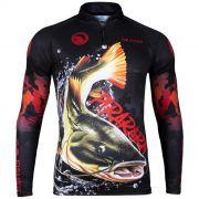 Camiseta Go Fisher GO 19 - Pirarara