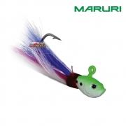 Isca Artificial Maruri Streamer Jig Speed 10g 4/0