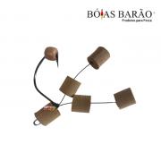 EVA Com Miçanga - Antena Anzol Sasame Boias Barão Ref. 354