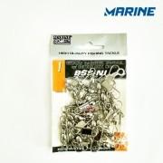 Girador Marine Sports BSS Nickel Com Snap