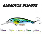 Isca Artificial Albatroz Fishing Bicudinha 40 ( 4,0cm - 2,7g )