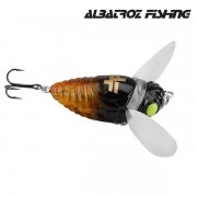 Isca Artificial Albatroz Fishing Nynfa