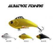 Isca Artificial Albatroz Fishing Vibrax 40 Sink ( 4,0cm - 4,0g )