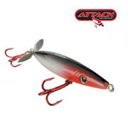 Isca Artificial Attack New Team Head 95 - 9,5cm 10,5g