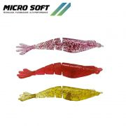 Isca Artificial Big Ones Micro Softs - Shrimp 60