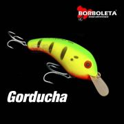 Isca Artificial Borboleta Gorducha