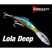 Isca Artificial Borboleta Lola Deep