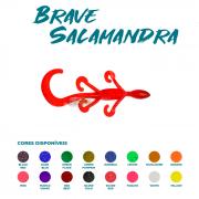 Isca Artificial Brave Worm - Brave Salamandra 10,5cm - 1 unidade