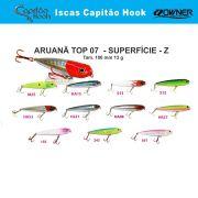 Isca Artificial Capitão Hook TOP 07 Aruanã - 10cm