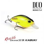 Isca Artificial Duo Realis Crank 55SR Kabuki - 5,5cm 10g