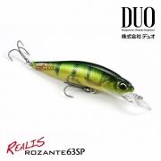 Isca Artificial Duo Realis Rozante 63SP - 6,3cm 5g