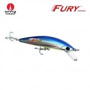 Isca Artificial Fury Fishing Apex 90F - 9cm 9.7g - Lançamento