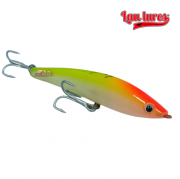 Isca Artificial Lau Lures Hot Pepper 10
