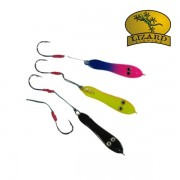 Isca Artificial Lizard Fishing  Jig Sapinho 30 gr 6cm - JJS 30