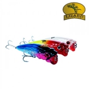 Isca Artificial Lizard Fishing Pointer Lure Topwater 75 - 7,5cm / 9g