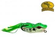 Isca Artificial Lizard Fishing Popper Frog ( 5,5 cm / 15 gramas )